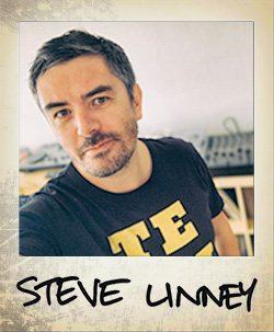 Steve Linney - marketer, blogger, music lover