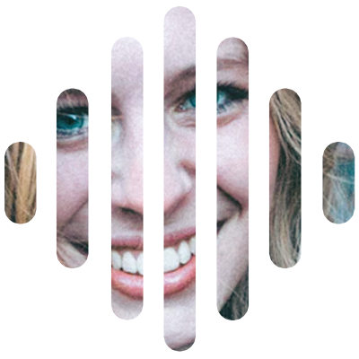 wavelength.design logo with a smile